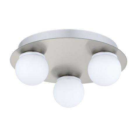 Eglo 95013 - LED Kúpeľňové svietidlo MOSIANO 3xLED/3,3W/230V