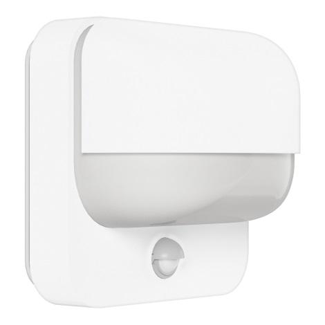 Eglo 95074 - Vonkajšie nástenné svietidlo so senzorom TRABADA 1xE27/40W/230V IP44