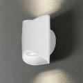 Eglo 95075 - Vonkajšie nástenné svietidlo ABRANTES 2xLED/6W/230V