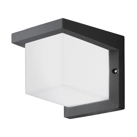 Eglo 95097 - Vonkajšie nástenné svietidlo DESELLA 1 LED/10W/230V