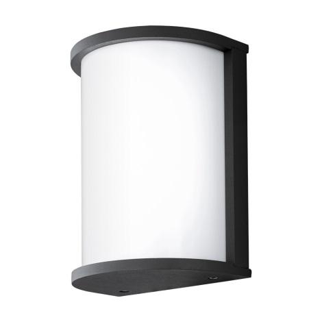 Eglo 95099 - Vonkajšie nástenné svietidlo DESELLA LED/10W/230V