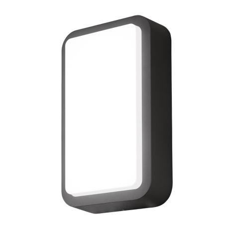 Eglo 95106 - Vonkajšie nástenné svietidlo TROSONA LED/12W/230V