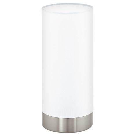 Eglo 95118 - Stmievateľná stolná lampa PASTERI 1xE27/60W/230V