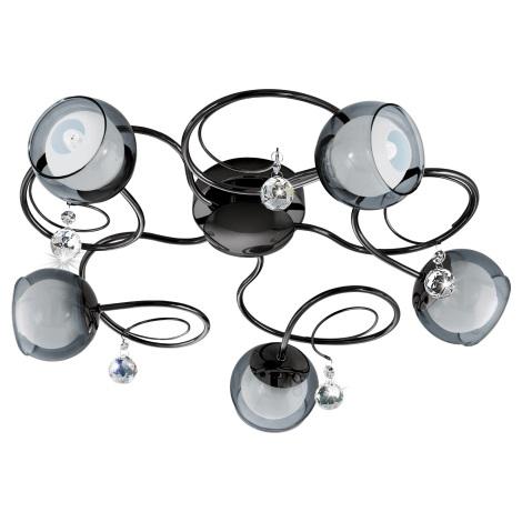 Eglo 95159 - LED stropné svietidlo ASCOLESE 1 5xG9-LED/2,5W/230V