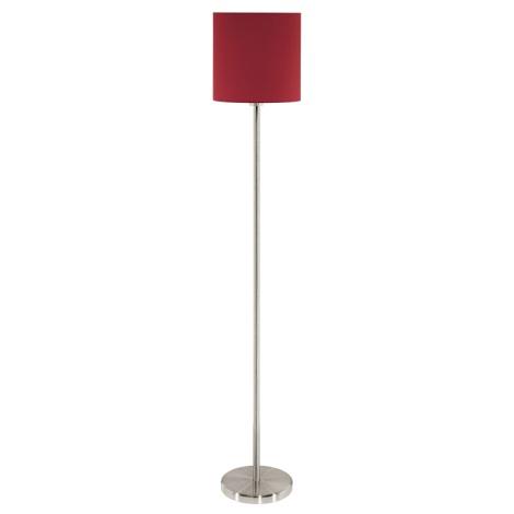 Eglo 95168 - Stojaca lampa PASTERI 1xE27/60W/230V