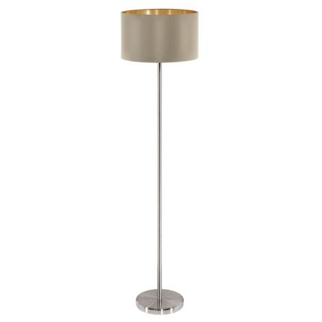 Eglo 95171 - Stojaca lampa MASERLO 1xE27/60W/230V