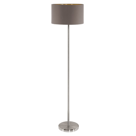 Eglo 95172 - Stojaca lampa MASERLO 1xE27/60W/230V