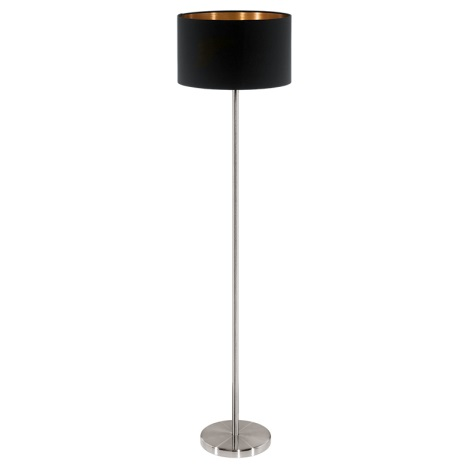 Eglo 95175 - Stojaca lampa MASERLO 1xE27/60W/230V