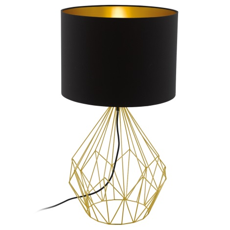 Eglo 95186 - Stolná lampa PEDREGAL 1xE27/60W/230V