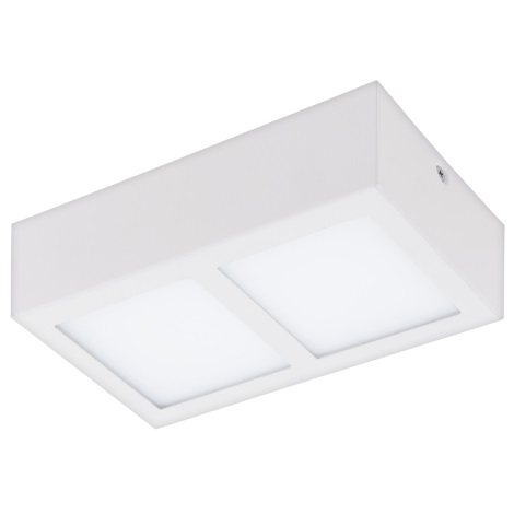 Eglo 95201 - LED Stropné svietidlo COLEGIO 2xLED/4,2W/230V