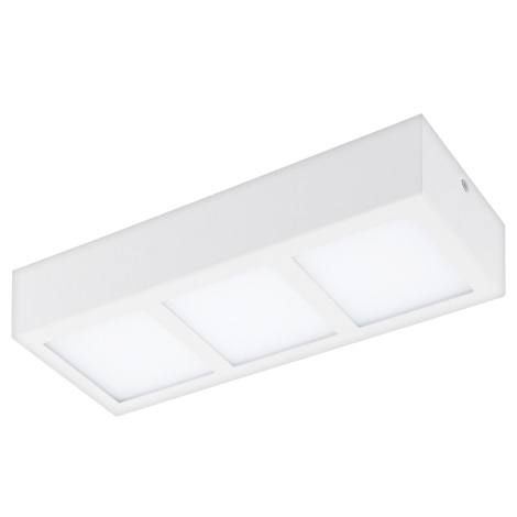 Eglo 95202 - LED Stropné svietidlo COLEGIO 3xLED/4,2W/230V