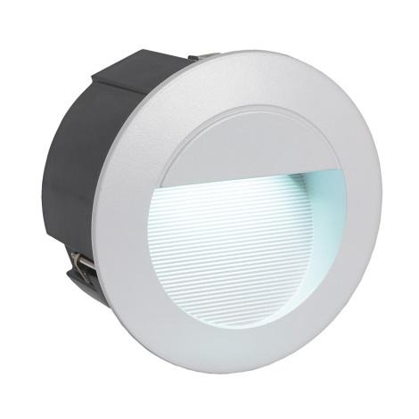 Eglo 95233 - LED orientačné svietidlo ZIMBA 1xLED/2,5W/230V