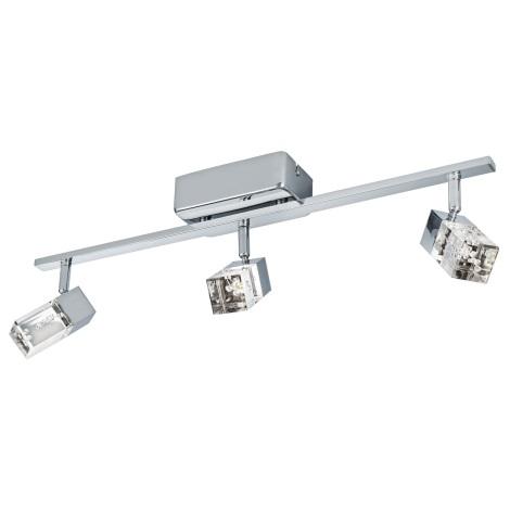 Eglo 95294 - LED Bodové svietidlo CANTIL 3xLED/3,3W/230V