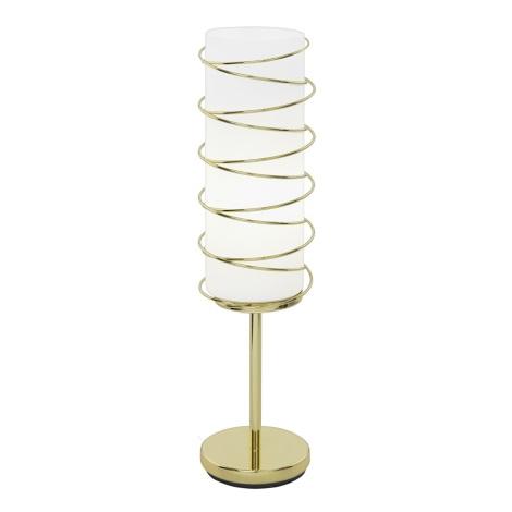 Eglo 95311 - Stolná lampa TARRAGONA 1xE27/60W/230V