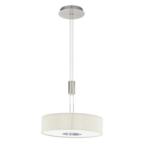 Eglo 95331 - LED luster ROMAO 1 LED/24W/230V