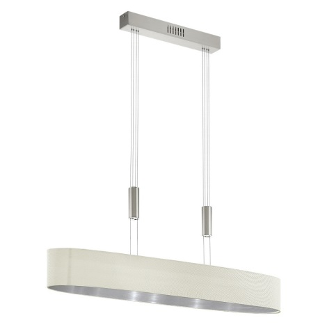 Eglo 95333- LED luster ROMAO 1 6xLED/4W/230V