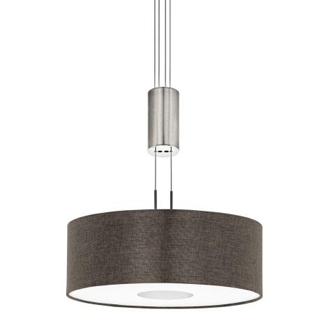 Eglo 95338 - LED luster ROMAO 2 LED/15,5W/230V
