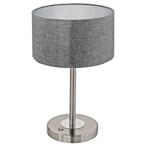 Eglo 95352 - LED Stolná lampa ROMAO LED/12W/230V