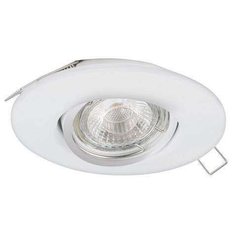 Eglo 95354 - LED podhľadové svietidlo TEDO 1xGU10-LED/5W/230V