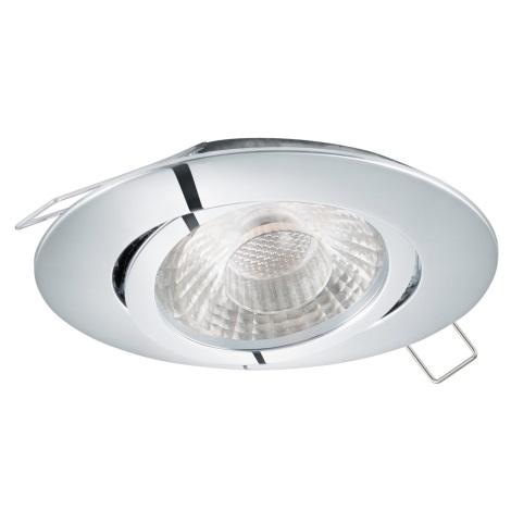 Eglo 95355 - LED podhľadové svietidlo TEDO 1xGU10-LED/5W/230V