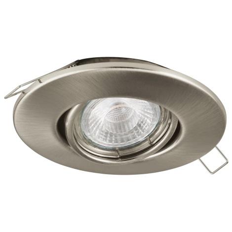 Eglo 95356- LED podhľadové svietidlo TEDO 1xGU10-LED/5W/230V