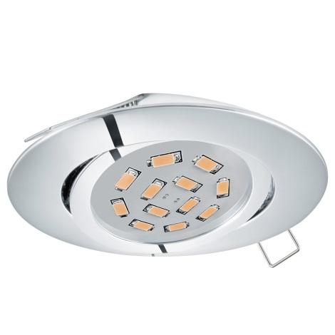 Eglo 95361 - LED podhľadové svietidlo TEDO 1xGU10-LED/5W/230V