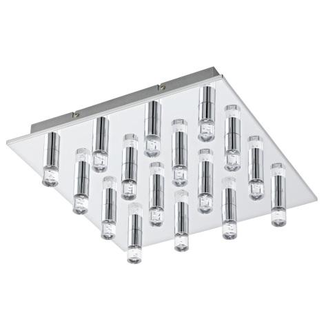 Eglo 95363 - LED Stropné svietidlo TEOCELO 16xLED/1,1W/230V