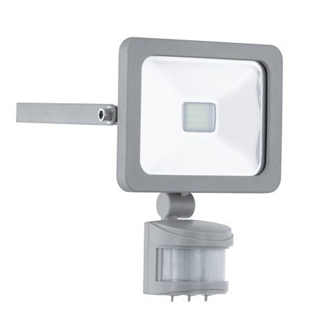Eglo 95407 - LED reflektor s čidlom FAEDO 1 1xLED/10W/230V
