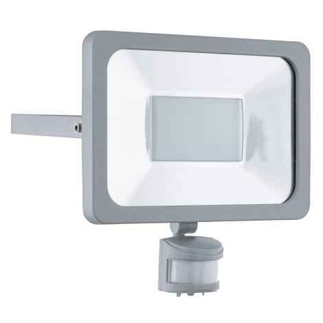 Eglo 95411 - LED reflektor s čidlom FAEDO 1 1xLED/50W/230V