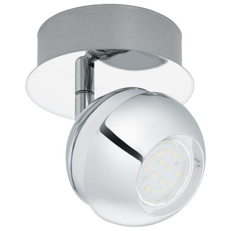 Eglo 95477 - LED Bodové svietidlo NOCITO 1 1xGU10-LED/4W/230V