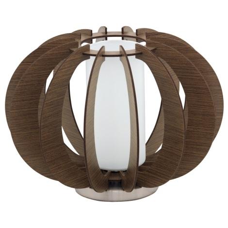 Eglo 95595 - Stolná lampa STELLATO 3 1xE27/60W/230V