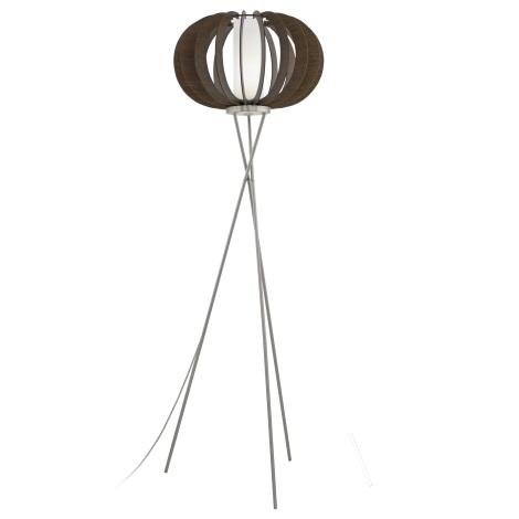 Eglo 95596 - Stojacia lampa STELLATO 3 1xE27/60W/230V