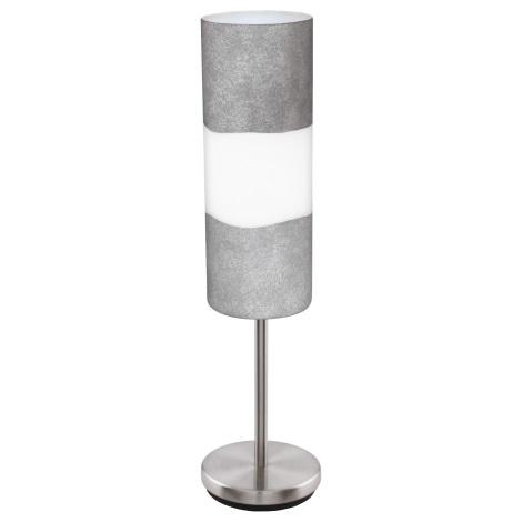 Eglo 95618 - Stolná lampa LAGONIA 1xE27/60W/230V
