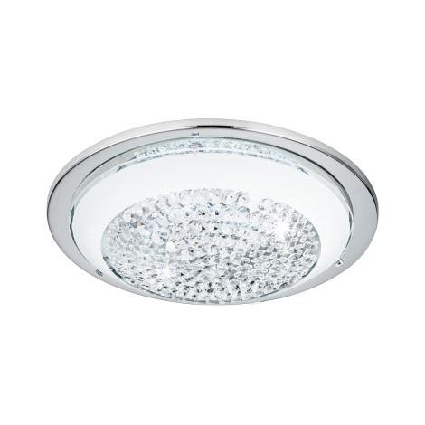 Eglo 95639 - LED Krištáľové stropné svietidlo ACOLLA LED/8,2W/230V