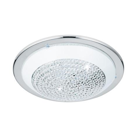 Eglo 95641 - LED Krištáľové stropné svietidlo ACOLLA LED/16W/230V