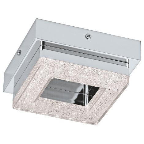 Eglo 95655 - LED Krištáľové stropné svietidlo FRADELO 1xLED/4W/230V