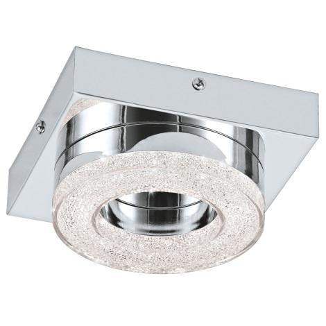 Eglo 95662 - LED Krištáľové stropné svietidlo FRADELO LED/4W/230V