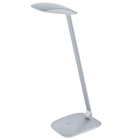 Eglo 95694 - LED stolna lampa CAJERO 1xLED/4,5W/USB