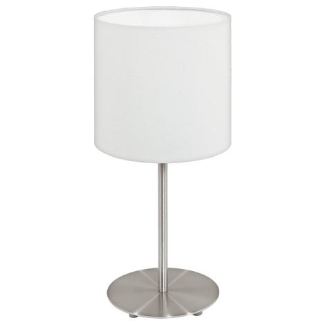 Eglo 95725- Stolná lampa PASTERI 1xE14/40W/230V
