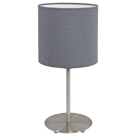 Eglo 95728- Stolná lampa PASTERI 1xE14/40W/230V