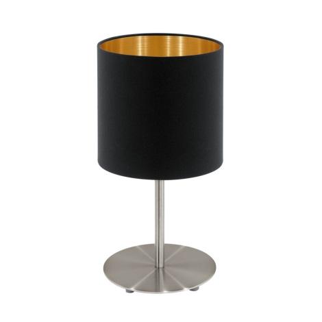 Eglo 95729- Stolná lampa PASTERI 1xE14/40W/230V