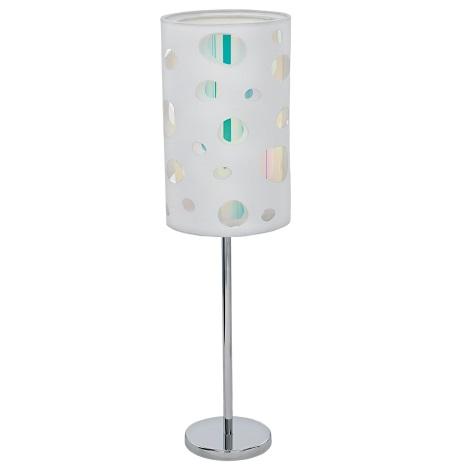 Eglo 95735 - Stolná lampa MONEDA 1xE27/60W/230V