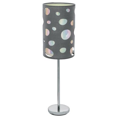 Eglo 95736 - Stolná lampa MONEDA 1xE27/60W/230V