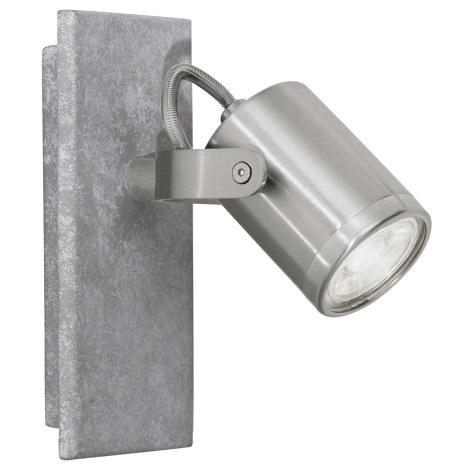 Eglo 95741 - LED Bodové svietidlo PRACETA 1xGU10-LED/3,3W/230V