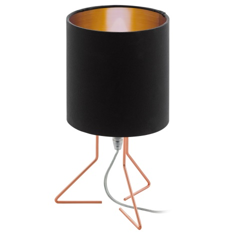 Eglo 95758- Stolná lampa NAMBIA 1 1xE14/60W/230V