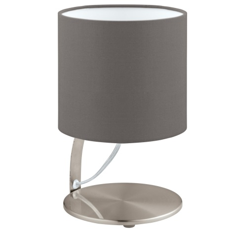 Eglo 95765- LED stolná lampa NAMBIA 1 1xLED/6W/230V