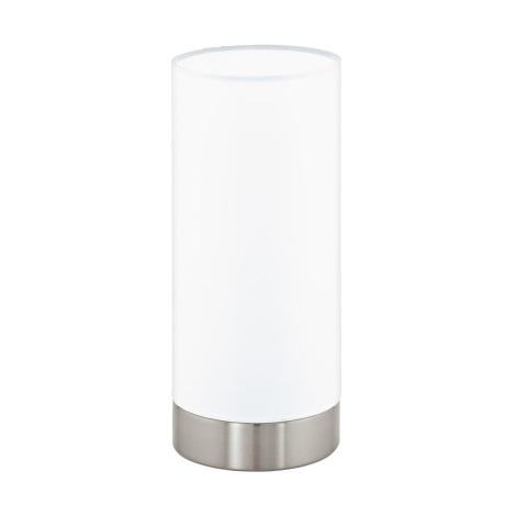 Eglo 95776 - Stolná lampa DAMASCO 1 1xE27/60W/230V