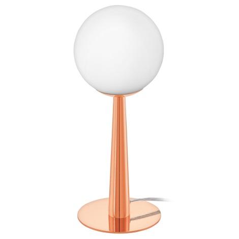 Eglo 95779 - Stolná lampa BUCCINO 1xG9-LED/2,5W/230V