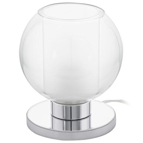 Eglo 95781 - Stolná lampa KARLO 1 1xE27/60W/230V