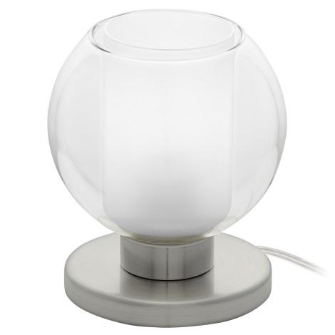 Eglo 95782 - Stolná lampa KARLO 1 1xE27/60W/230V